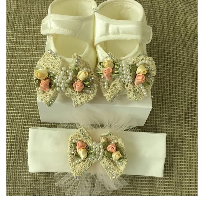 Пинетки Kidboo Подарочный набор Little Gift для девочек LG4