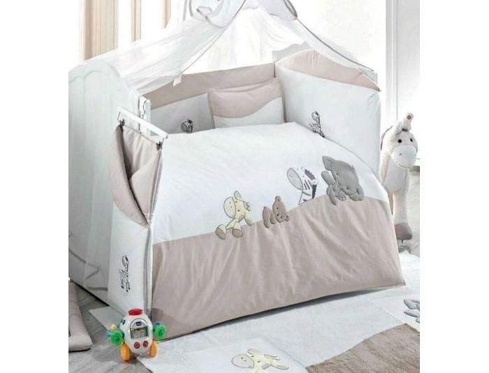 Купить Комплекты в кроватку, Комплект в кроватку Kidboo Safari (6 предметов)
