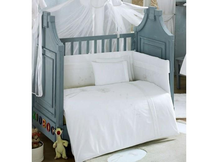 Картинка для Комплект в кроватку Kidboo Spring Saten (4 предмета)