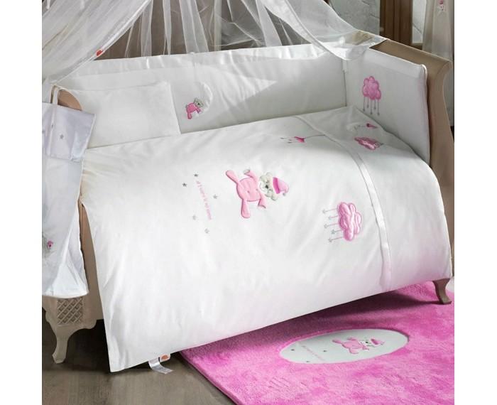 Купить Комплекты в кроватку, Комплект в кроватку Kidboo Teddy Boo (6 предметов)