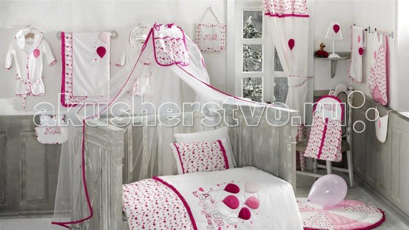 Постельные принадлежности , Балдахины для кроваток Kidboo Happy Birthday арт: 14557 -  Балдахины для кроваток