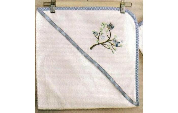 Полотенца Kidboo Комплект полотенце-уголок + варежка Sweet Home полотенца kidboo комплект полотенце уголок варежка butterfly