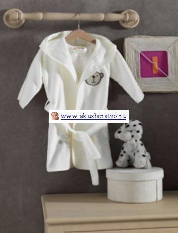 Детская одежда , Халаты Kidboo Little Bear махра арт: 14559 -  Халаты