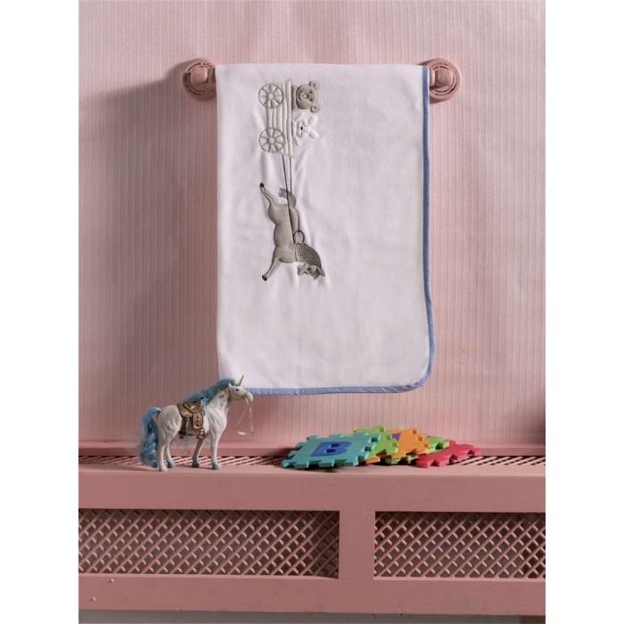 Постельные принадлежности , Пледы Kidboo Little Farmer флисовый арт: 20231 -  Пледы
