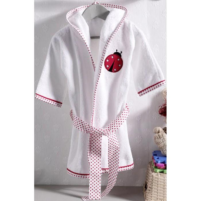 Детская одежда , Халаты Kidboo Little Ladybug махра арт: 20795 -  Халаты