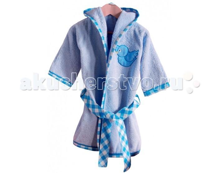Детская одежда , Халаты Kidboo Lovely Birds флис арт: 20652 -  Халаты