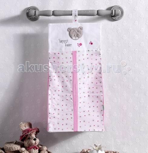 Карманы и панно Kidboo Прикроватная сумка Cute Bear new creative plush bear toy cute lying bow teddy bear doll gift about 50cm