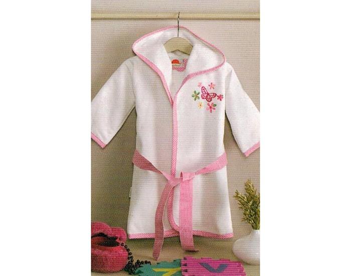 Детская одежда , Халаты Kidboo Sweet Home Pink махровый арт: 43539 -  Халаты