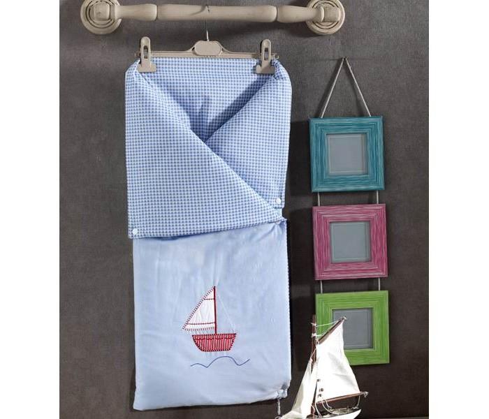 Одеяло Kidboo конверт-трансформерОдеяла<br>Трансформер одеяло/конверт от известной марки Kidboo - незаменимый конверт-одеяло, в котором будет тепло и уютно Вашему малышу во время прогулок или поездок, а также расстелив его малыш сможет на нем играть.   Размер: 70х90 см  Наполнение - 100% полиэстер Снаружи состав материала - 100% хлопок