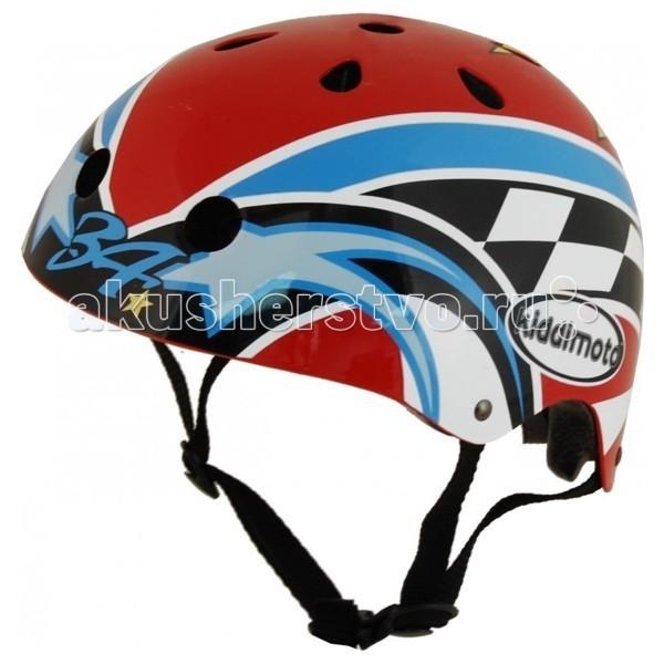Kiddi Moto Шлем Kevin Schwantz с автографом гонщика