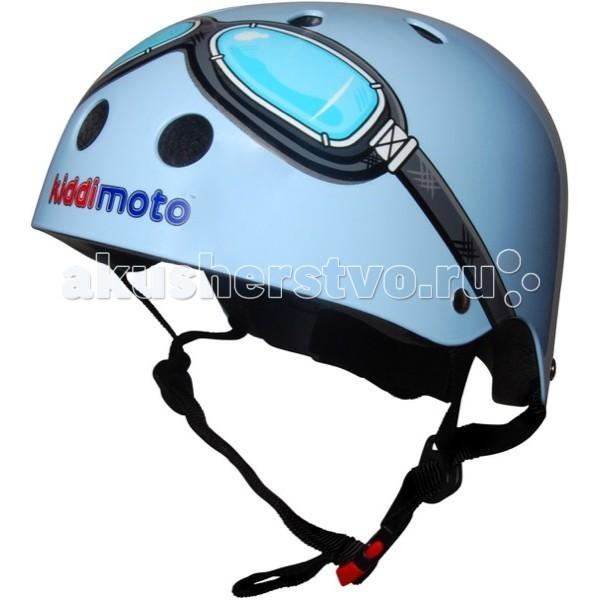 Шлемы и защита KiddiMoto Шлем Защитные очки