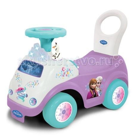 Детский транспорт , Каталки Kiddieland Пушкар Холодное сердце арт: 74395 -  Каталки