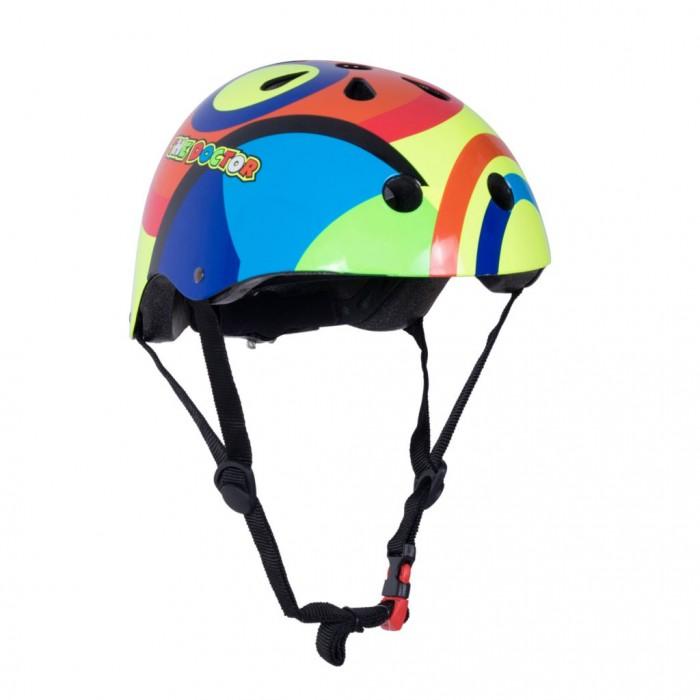 Купить Шлемы и защита, KiddiMoto Шлем детский с автографом гонщика Valentino Rossi