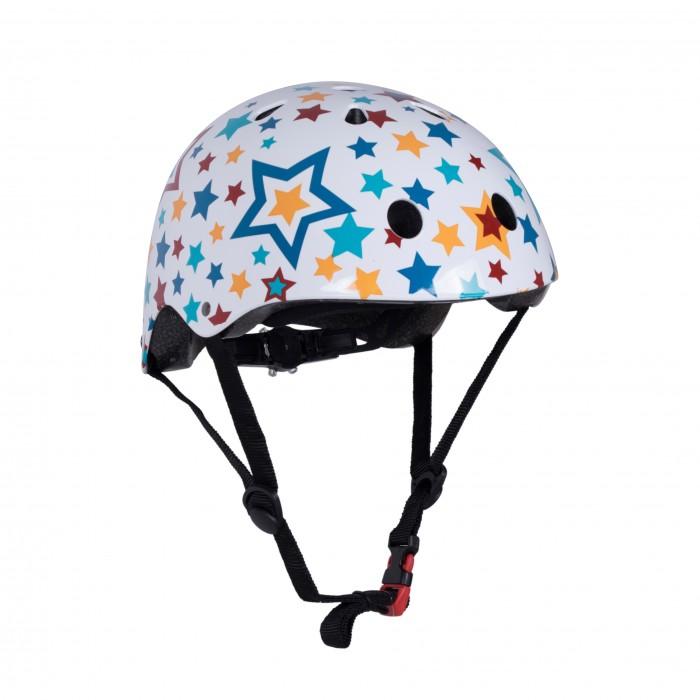 Купить Шлемы и защита, KiddiMoto Шлем детский Звезды