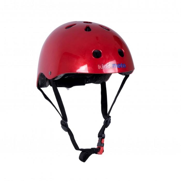 Купить Шлемы и защита, KiddiMoto Шлем детский Металлик
