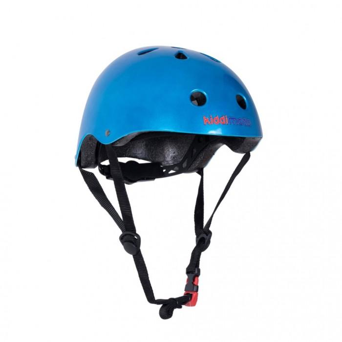 Шлемы и защита KiddiMoto Шлем детский Металлик