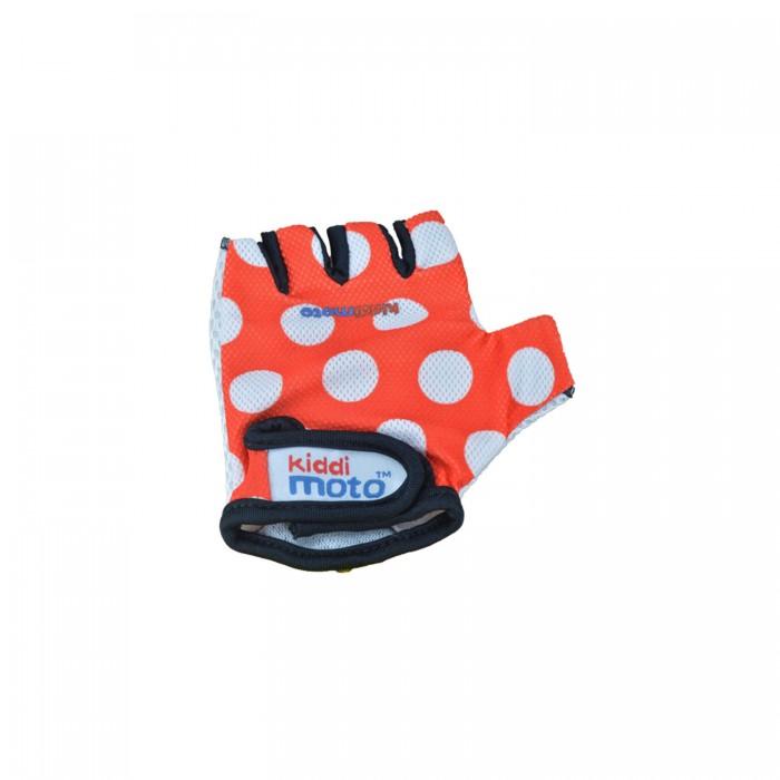 Шлемы и защита KiddiMoto Велоперчатки детские Божья коровка