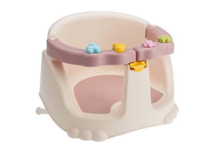 Горки и сиденья для ванн Kidfinity Сиденье для купания горки и сиденья для ванн пластишка сиденье для купания детей с декором