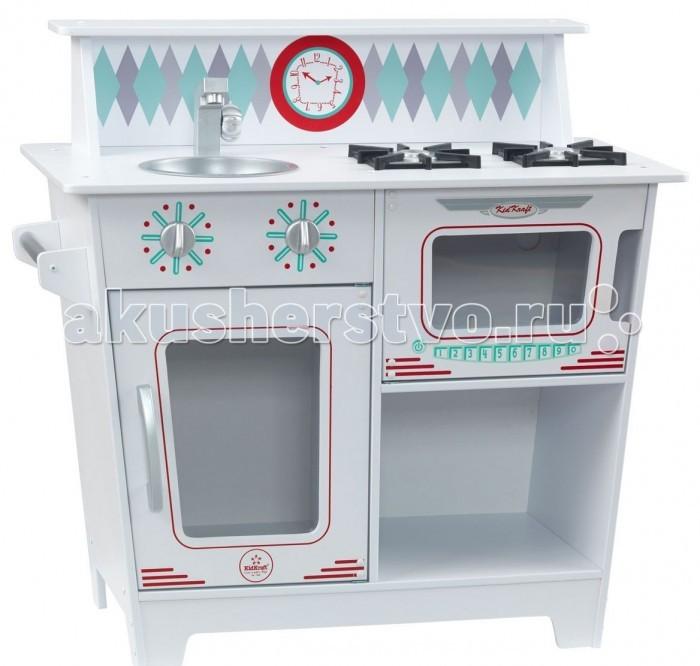 Ролевые игры KidKraft Игрушечная кухня Классик ролевые игры kidkraft детская кухня десерт sweet treats kitchen