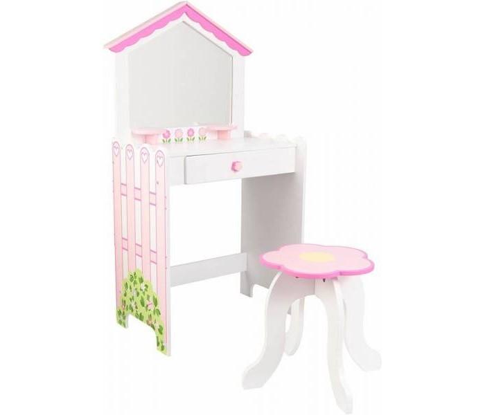 Кукольные домики и мебель KidKraft Туалетный столик Кукольный домик