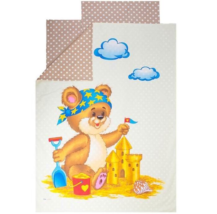 Постельное белье Kids Comfort Maxi Пляж (3 предмета) комплекты белья linse купальник майка на пляж