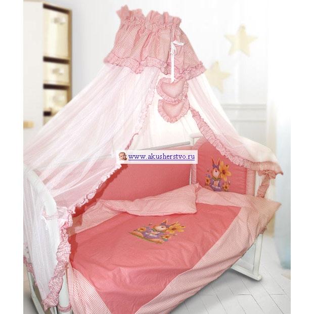 Комплекты в кроватку Kids Comfort Панно Mini (7 предметов), Комплекты в кроватку - артикул:8889