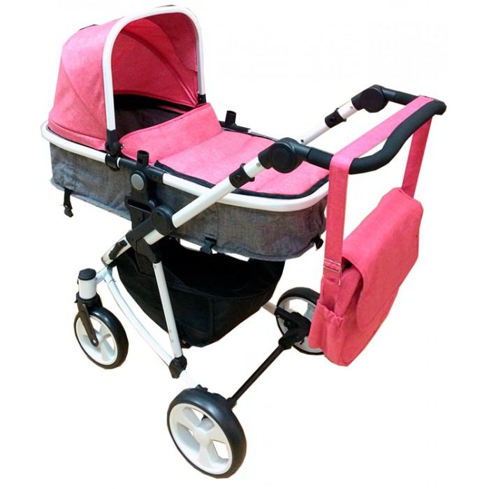 Коляска KidsCool WA18H 2 в 1WA18H 2 в 1Коляска KidsCool WA18H 2 в 1 - универсальная модель с отличной функциональностью.  Особенности: Передние колеса - 8, задние колеса широкие - 9 с тормозом Прогулочный блок подходит для детей от 6 мес до 15 кг,  Прогулочный блок трансформируется в люльку-кроватку и обратно Люлька подходит для детей от рождения до 9 кг  Легкая алюминиевая рама, супер-компактная в сложенном положении 5 точечный ремень безопасности 2 положения прогулочного блока вперед или назад  Регулируемая высота ручки от 85-110 см Поворотные передние колеса Корзина, сумка, сетка, дождевик в комплекте<br>