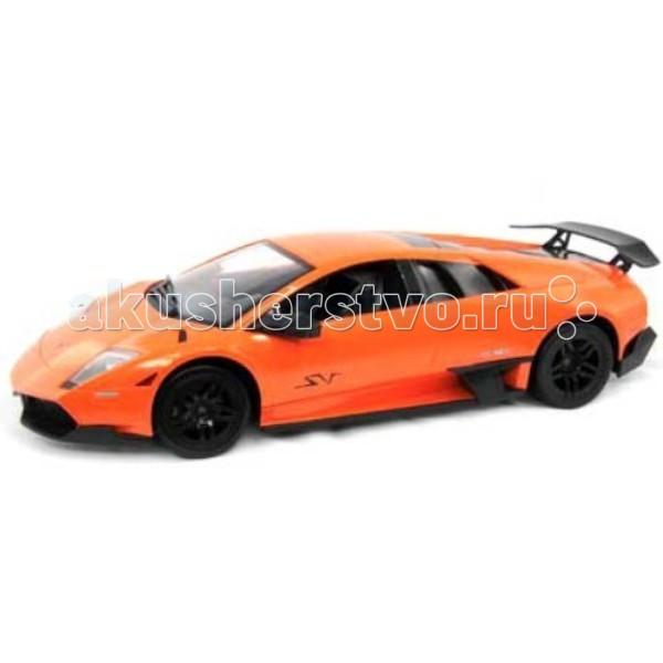 KidzTech А/М 1:12 Lamborghini 670-4А/М 1:12 Lamborghini 670-4KidzTech А/М 1:12 Lamborghini 670-4 - радиоуправляемая модель легендарного автомобиля Lamborghini 670-4 в масштабе 1:12 станет отличным подарком для Вашего малыша. Большая машинка, которой можно дистанционно управлять – что может быть лучше! С ней Вы проведете множество незабываемых мгновений.  С этой машинкой можно устраивать увлекательные заезды даже в темное время суток, ведь ее яркие фары осветят любую дорогу.  В комплекте: радиоуправляемый автомобиль, пульт дистанционного управления, антенна, инструкция на русском языке.  Для работы машинки требуется 6 батареек типа 1,5V АА, которые продаются отдельно. Для работы пульта требуется 1 батарейка 9V.<br>