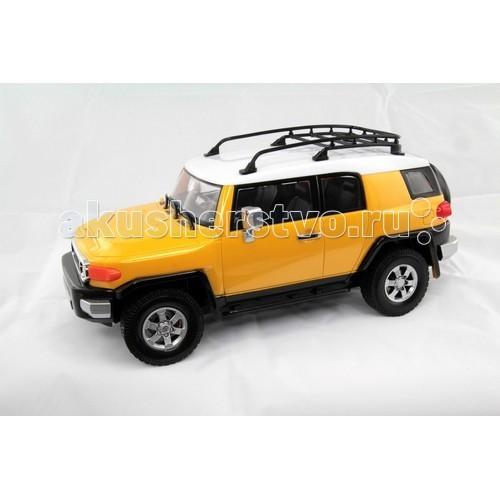 машины kidztech а м 1 26 hummer h2 Машины KidzTech А/М 1:16 Toyota FJ Cruiser