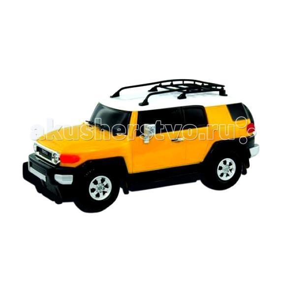 Машины KidzTech А/М 1:26 Toyota FJ Cruiser kidztech kidztech радиоуправляемая машина nissan gtr красная