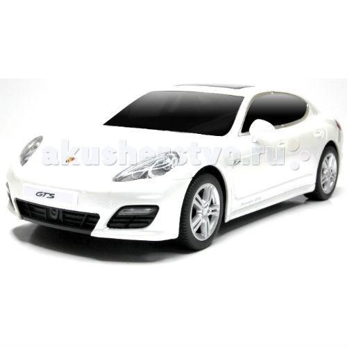 Машины KidzTech Радиоуправляемый автомобиль 1:16 Porsche Panamera kidztech kidztech радиоуправляемая машина nissan gtr черная