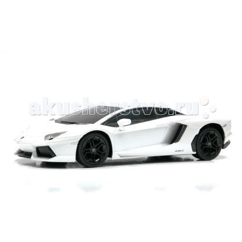 Машины KidzTech Радиоуправляемый автомобиль 1:26 Lamborghini Aventador LP 700-4 kidztech kidztech радиоуправляемая машина nissan gtr черная