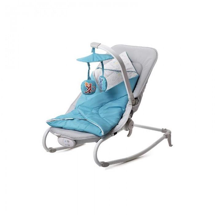 Детская мебель , Кресла-качалки, шезлонги Kinderkraft Шезлонг Felio арт: 512186 -  Кресла-качалки, шезлонги