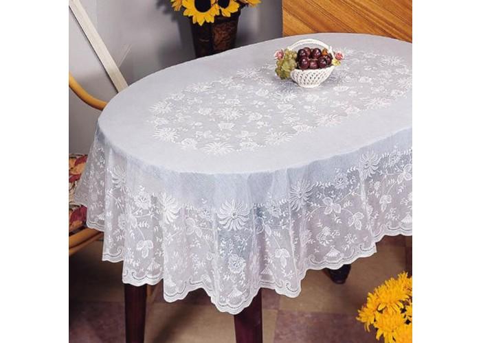 King Diamond International Скатерть Crochet С304 110х140 см