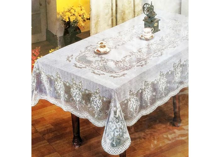 King Diamond International Скатерть Embossed С302 137х180 см