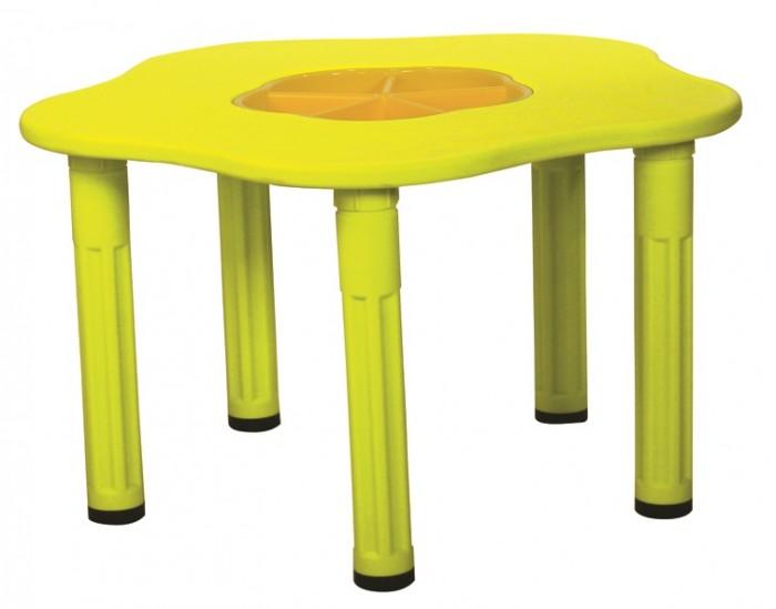 Летние товары , Пластиковая мебель King Kids Детский столик Сэнди арт: 494456 -  Пластиковая мебель