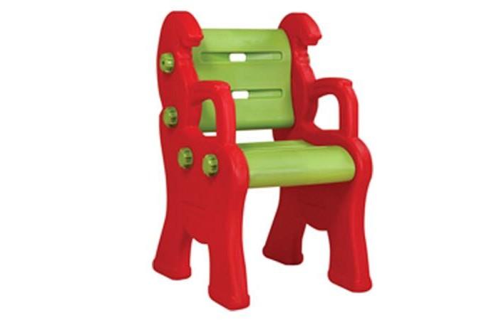 Пластиковая мебель King Kids Детский стул Королевский высокий стул для кормления jekky kids comfort blue