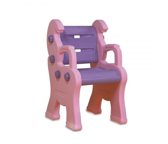 Купить Пластиковая мебель, King Kids Детский стул Королевский