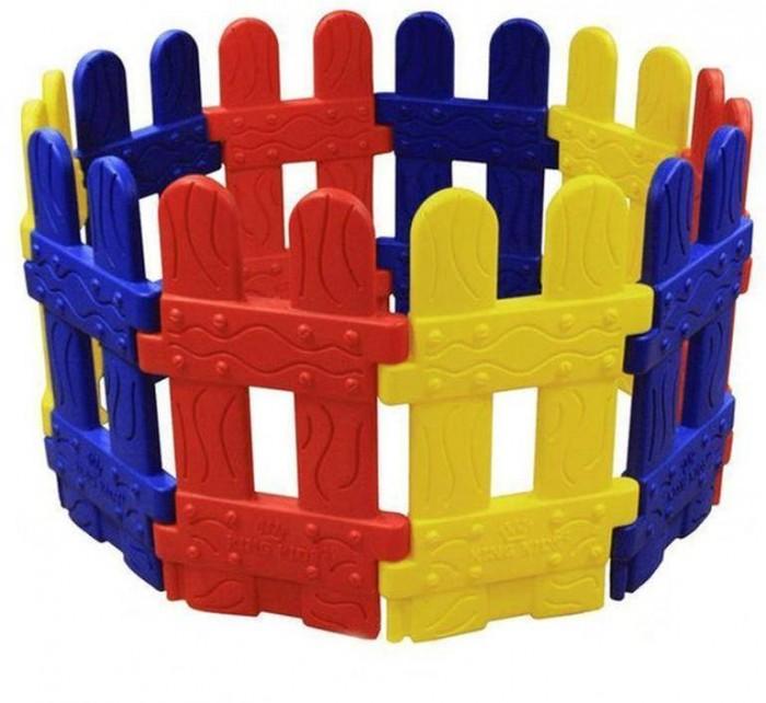Сухие бассейны King Kids Игровой манеж 10 частей, Сухие бассейны - артикул:494386