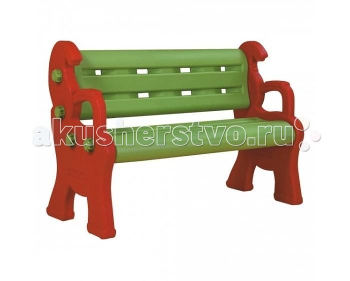 Летние товары , Пластиковая мебель King Kids Скамейка Королевская арт: 494541 -  Пластиковая мебель