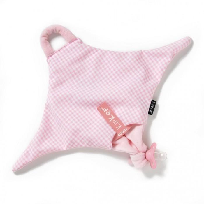 Аксессуары для пустышек KipKep Салфетка-игрушка для пустышки Roggy teddykompaniet держатель для соски салфетка тигр динглисар