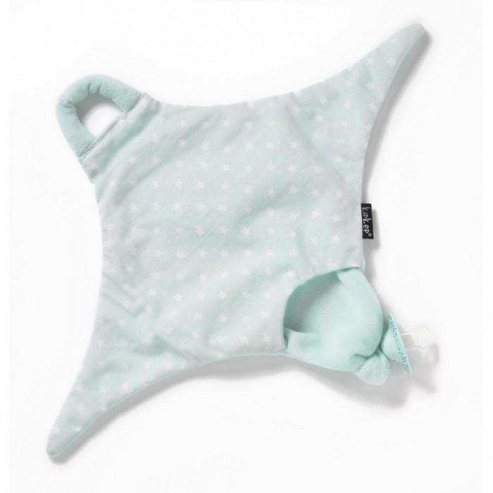 Аксессуары для пустышек KipKep Салфетка-игрушка для пустышки Roggy полотенца kipkep полотенце пончо page 2