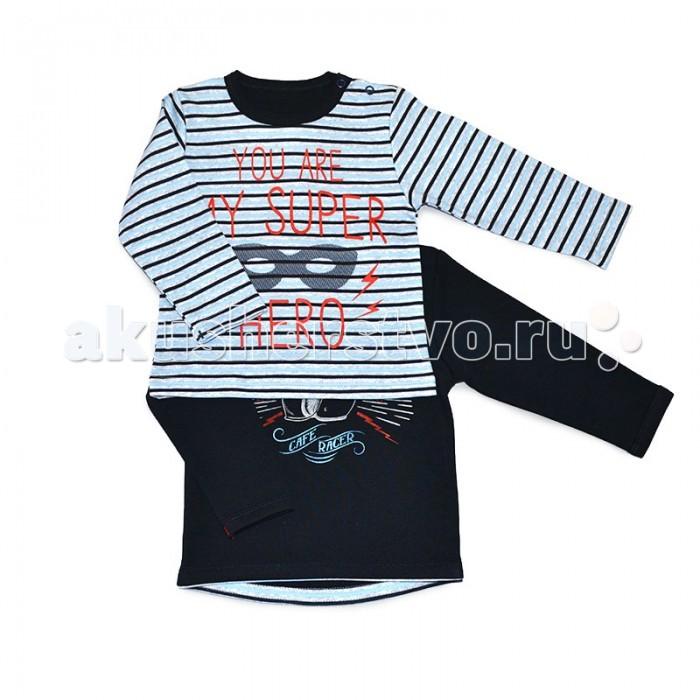 Детская одежда , Джемперы, свитера, пуловеры Кит Комплект джемперов 2 шт. 271-562 арт: 350050 -  Джемперы, свитера, пуловеры