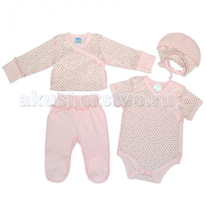 Детская одежда , Комплекты детской одежды Кит Комплект (4 предмета) 261-549 арт: 350100 -  Комплекты детской одежды