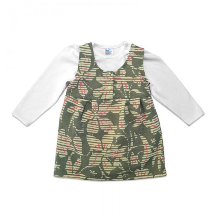 Детская одежда , Комплекты детской одежды Кит Комплект (сарафан и кофточка) 261-525 арт: 351095 -  Комплекты детской одежды