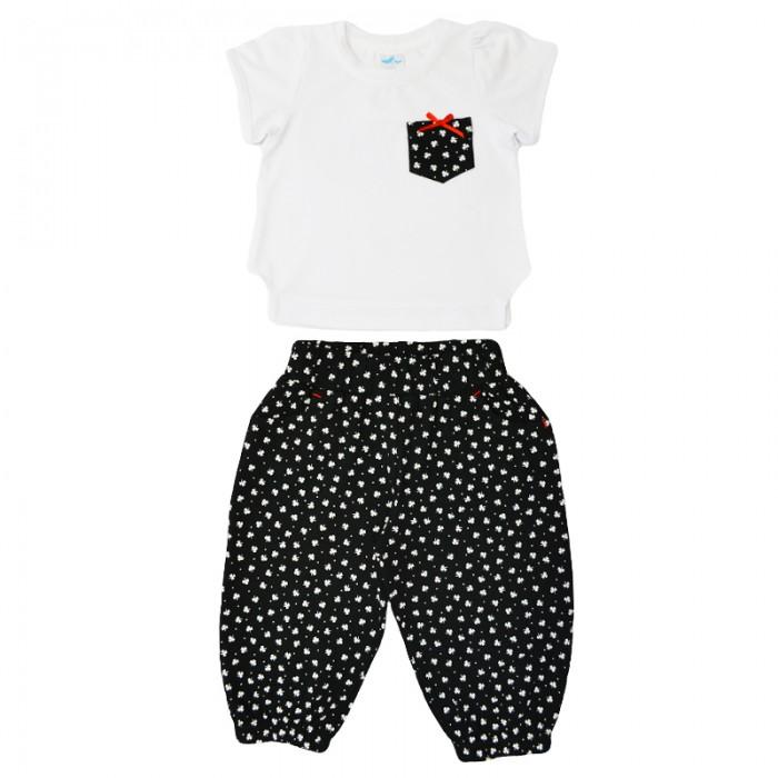 Комплекты детской одежды Кит Костюм (блузка и брюки) 271-592