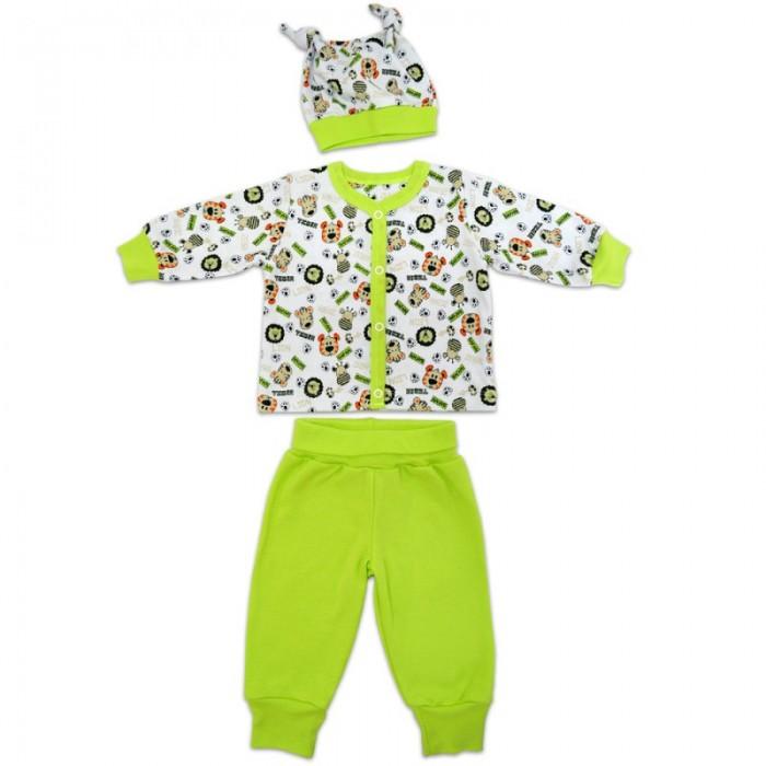 Комплекты детской одежды Кит Костюм (3 предмета) 261-534