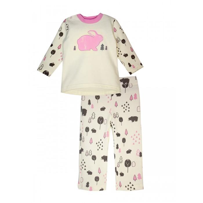 цена Пижамы и ночные сорочки КотМарКот Пижама Лесная сказка онлайн в 2017 году