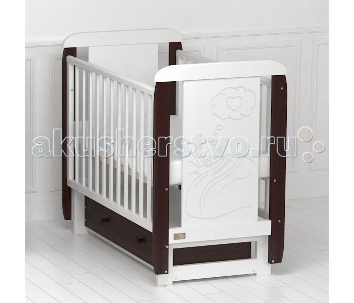 Детские кроватки Kitelli (Kito) Amore поперечный маятник детская кроватка kito amore с поперечным маятником