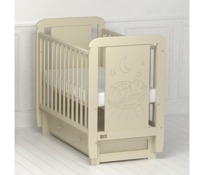 Детские кроватки Kitelli (Kito) Micio поперечный маятник детская кроватка kito amore с поперечным маятником